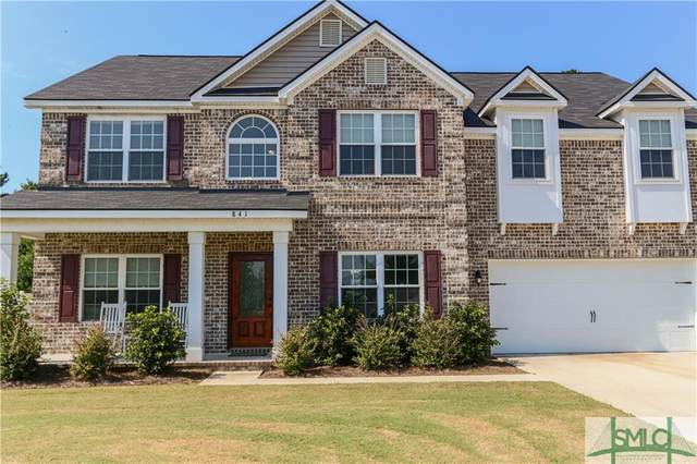841 Forest Street, Hinesville, GA 31313 (MLS #257251) :: The Arlow Real Estate Group