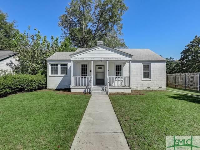 514 E 63rd Street, Savannah, GA 31405 (MLS #257255) :: Coastal Savannah Homes