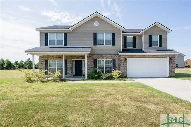 131 Wilkins Road, Midway, GA 31320 (MLS #257259) :: Coastal Savannah Homes