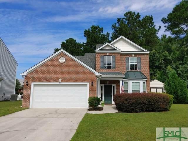 533 Wheatfield Court, Pooler, GA 31322 (MLS #257260) :: Heather Murphy Real Estate Group