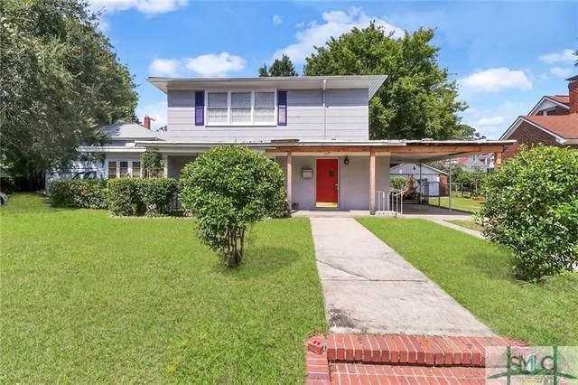 1408-1410 E 51st Street, Savannah, GA 31404 (MLS #257264) :: Statesboro Real Estate