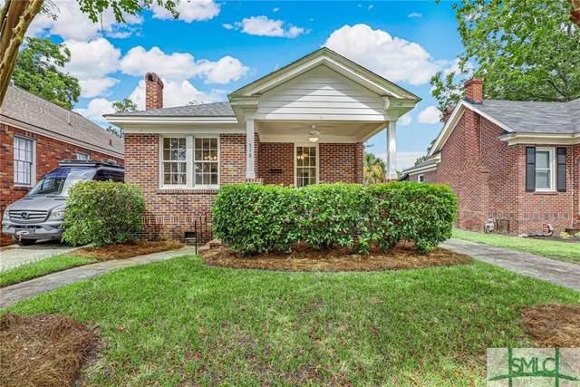 518 E 51st Street, Savannah, GA 31405 (MLS #257266) :: Keller Williams Coastal Area Partners