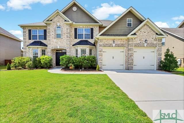 130 Broken Bit Circle, Guyton, GA 31312 (MLS #257276) :: The Arlow Real Estate Group
