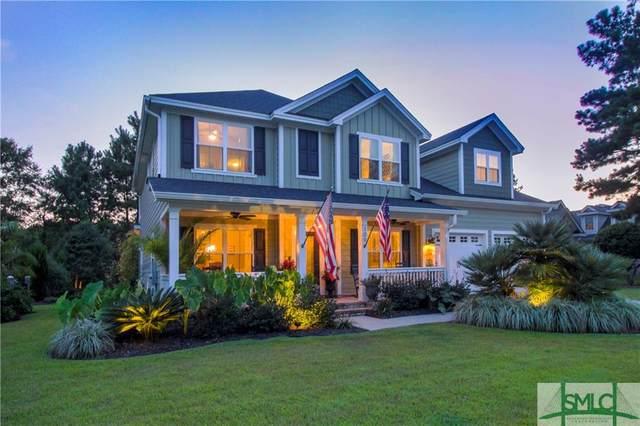 109 Enclave Boulevard, Savannah, GA 31419 (MLS #257277) :: Keller Williams Realty Coastal Area Partners