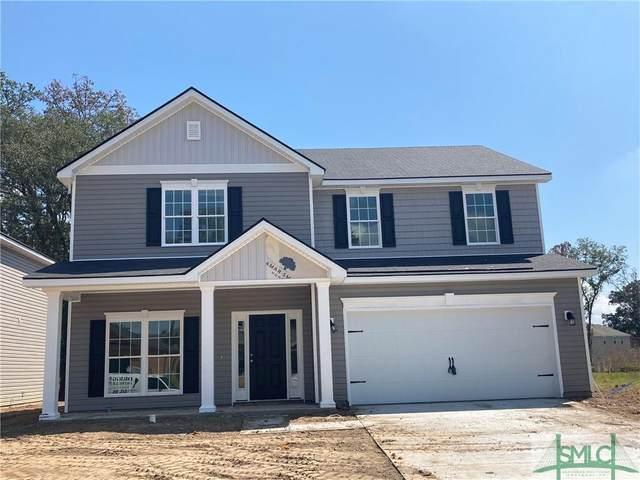 17 Swallow Tail Circle, Savannah, GA 31405 (MLS #257279) :: The Arlow Real Estate Group