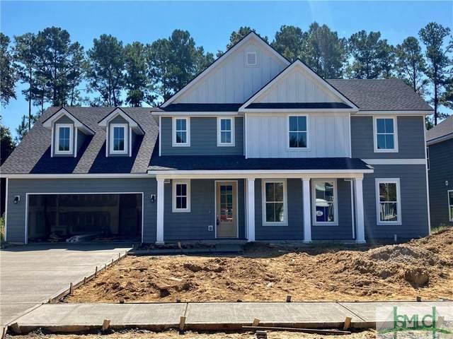 287 Highland Circle, Richmond Hill, GA 31324 (MLS #257281) :: Coastal Savannah Homes
