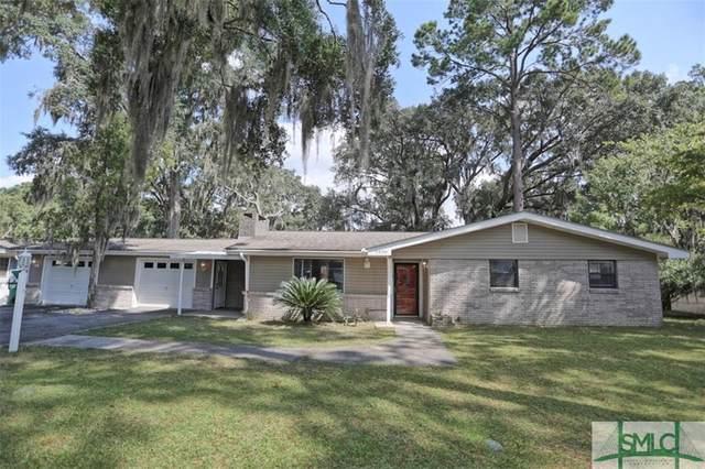2606 13th Street, Savannah, GA 31408 (MLS #257289) :: Heather Murphy Real Estate Group