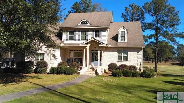 511 Lakeview Drive, Rincon, GA 31326 (MLS #257291) :: Bocook Realty