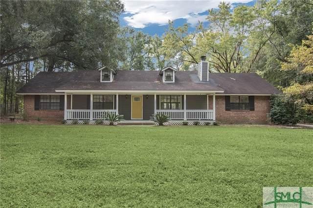 6990 Belfast Keller Road, Richmond Hill, GA 31324 (MLS #257292) :: Coastal Savannah Homes