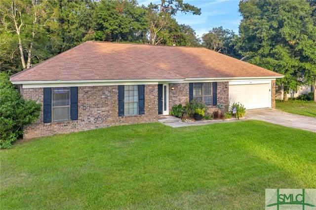 924 Moss Drive, Savannah, GA 31410 (MLS #257305) :: Coldwell Banker Access Realty