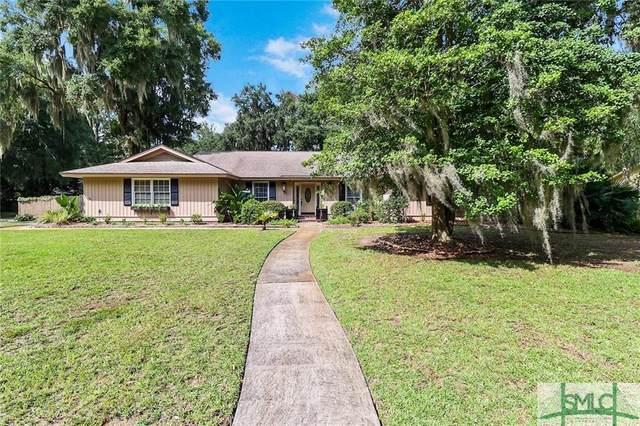 14 Ramsgate Road, Savannah, GA 31419 (MLS #257307) :: Heather Murphy Real Estate Group