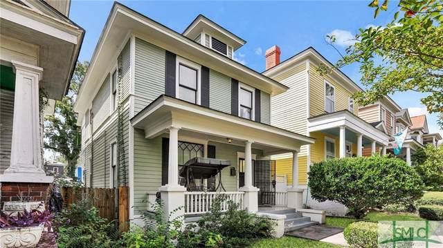 517 E Henry Street, Savannah, GA 31401 (MLS #257314) :: Keller Williams Coastal Area Partners