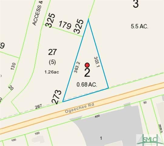 4608 Ogeechee Road, Savannah, GA 31405 (MLS #257316) :: The Allen Real Estate Group