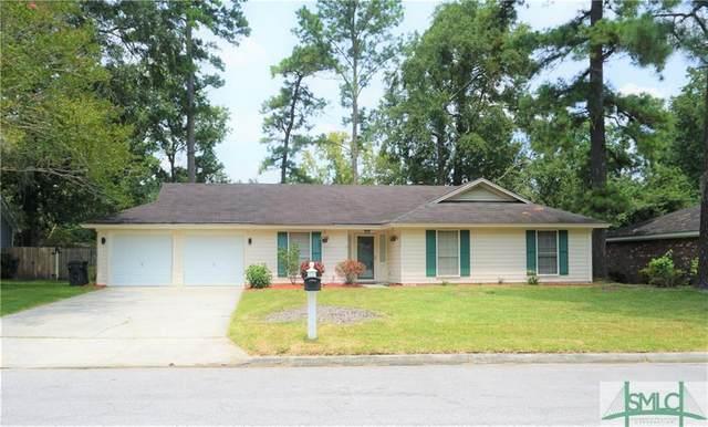 42 Red Fox Drive, Savannah, GA 31419 (MLS #257317) :: Keller Williams Coastal Area Partners