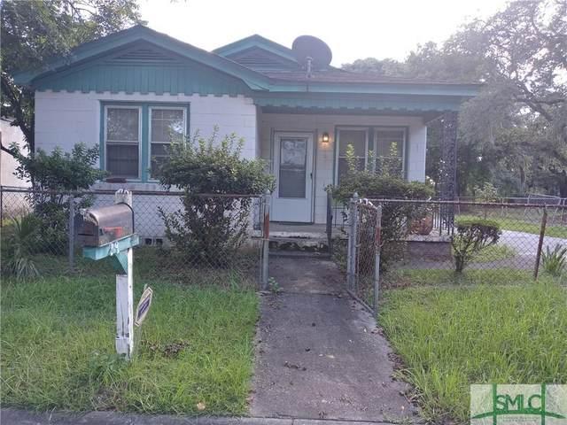 1829 Dexter Street, Savannah, GA 31415 (MLS #257319) :: Coastal Savannah Homes