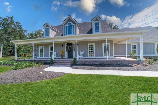 1445 Hodgeville Road, Guyton, GA 31312 (MLS #257329) :: The Arlow Real Estate Group