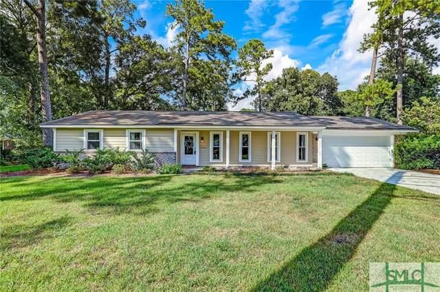 19 Brannen Drive, Savannah, GA 31410 (MLS #257332) :: Keller Williams Coastal Area Partners
