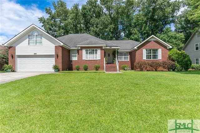 116 Windfield Drive, Savannah, GA 31406 (MLS #257334) :: The Allen Real Estate Group