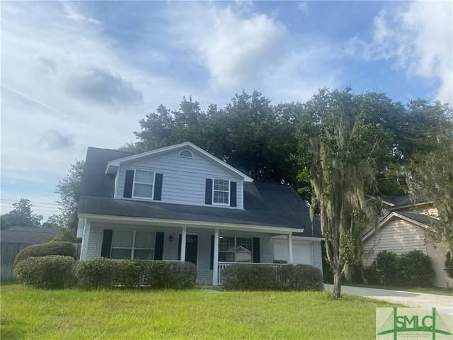 140 Penn Station, Savannah, GA 31410 (MLS #257337) :: The Allen Real Estate Group