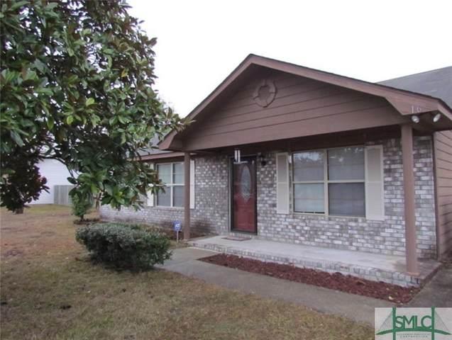 161 Kyle Lane, Hinesville, GA 31313 (MLS #257338) :: The Arlow Real Estate Group