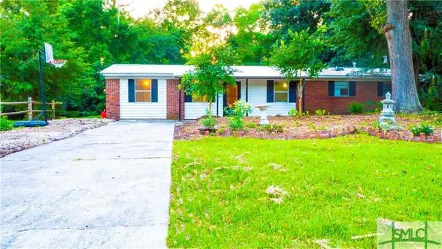 12525 Golf Club Drive, Savannah, GA 31419 (MLS #257340) :: Keller Williams Realty Coastal Area Partners