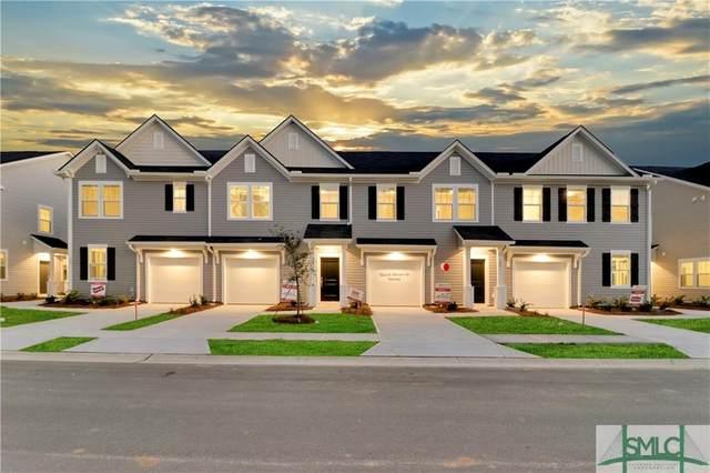 157 Benelli Drive, Pooler, GA 31322 (MLS #257346) :: Heather Murphy Real Estate Group