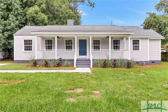 326 Columbus Drive, Savannah, GA 31405 (MLS #257347) :: Keller Williams Coastal Area Partners