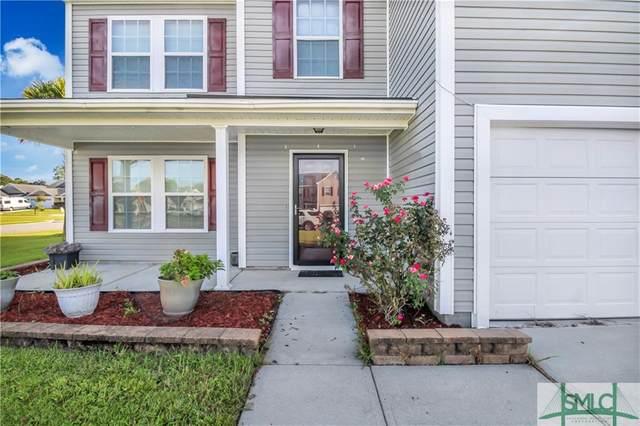 1 Laurel Ridge Court, Port Wentworth, GA 31407 (MLS #257356) :: Heather Murphy Real Estate Group