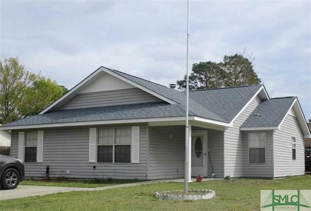 622 Scott Street, Hinesville, GA 31313 (MLS #257362) :: Coastal Savannah Homes