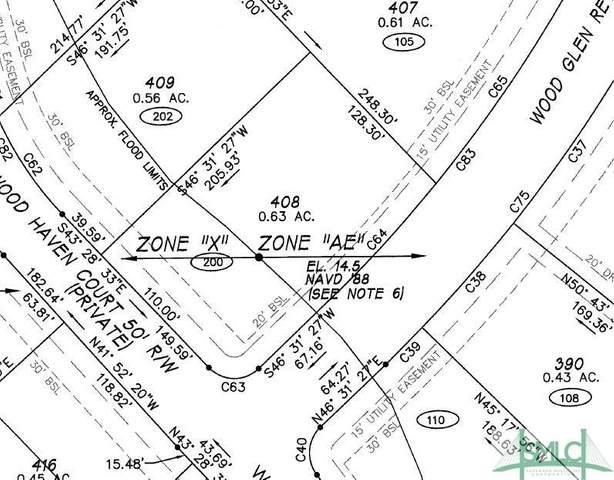 200 Wood Haven Court, Pooler, GA 31322 (MLS #257368) :: Heather Murphy Real Estate Group