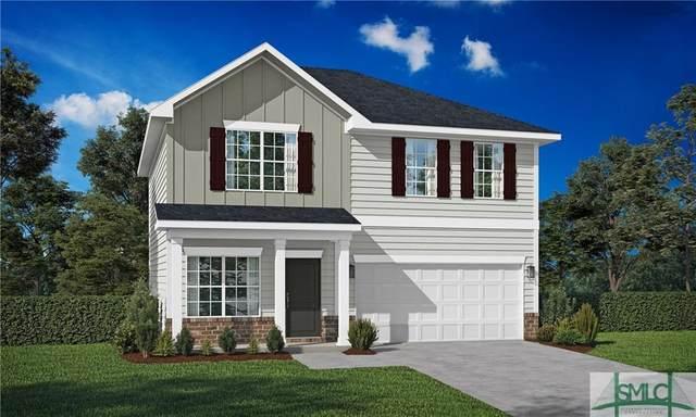 124 Avondale Drive NE, Ludowici, GA 31316 (MLS #257373) :: The Arlow Real Estate Group