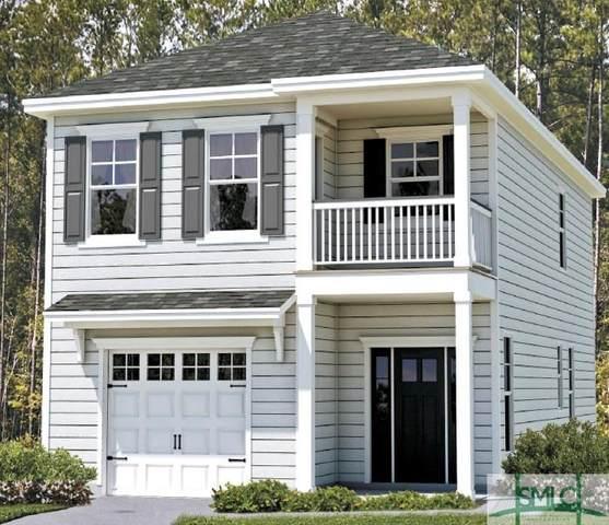 35 Pomona Circle, Savannah, GA 31419 (MLS #257379) :: The Allen Real Estate Group