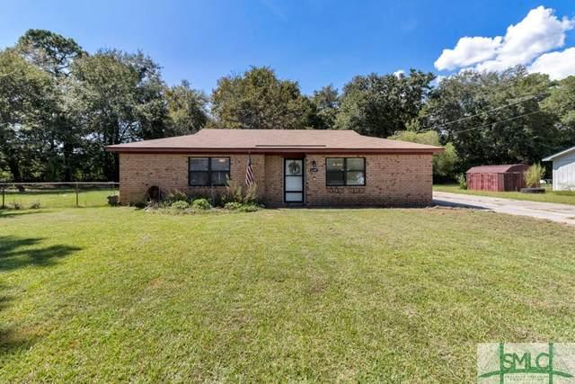 1107 Ricade Drive, Hinesville, GA 31313 (MLS #257381) :: Heather Murphy Real Estate Group