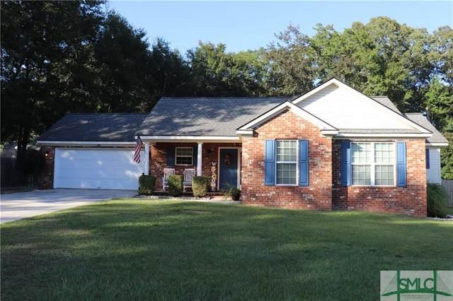 318 Mallard Pointe Drive, Rincon, GA 31326 (MLS #257382) :: Heather Murphy Real Estate Group