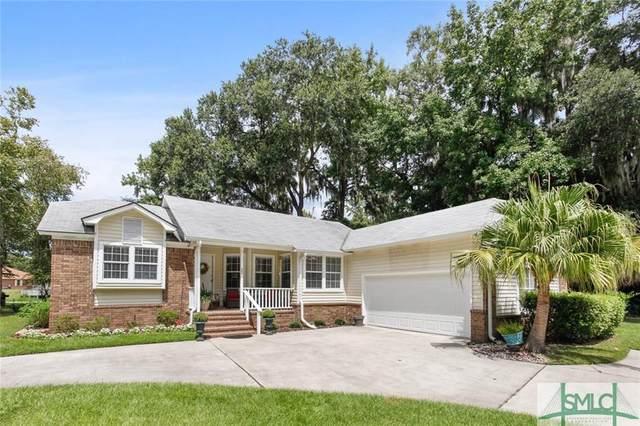 240 Deerwood Road, Savannah, GA 31410 (MLS #257384) :: Heather Murphy Real Estate Group