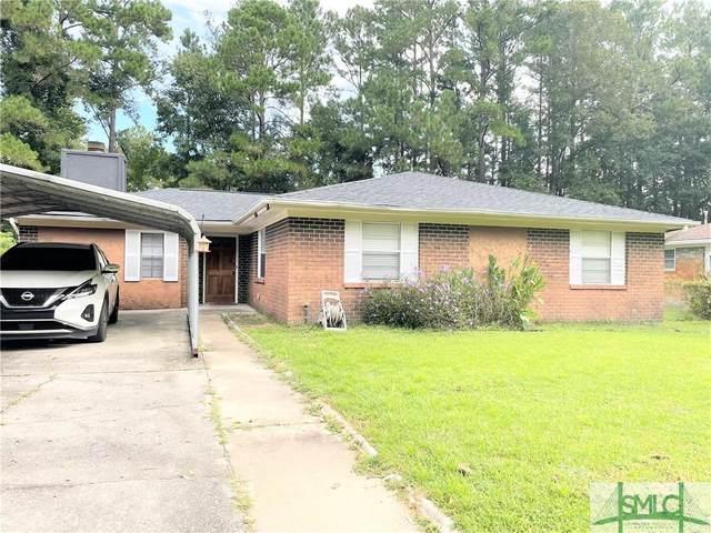 510 Heritage Drive, Hinesville, GA 31313 (MLS #257388) :: Heather Murphy Real Estate Group