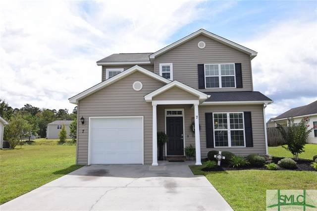 7 Twin Oaks Place, Savannah, GA 31322 (MLS #257390) :: Heather Murphy Real Estate Group