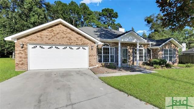 112 Kettle Creek Lane, Midway, GA 31320 (MLS #257394) :: Heather Murphy Real Estate Group