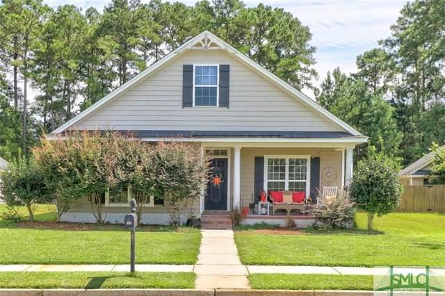 10 Arbors Circle, Pooler, GA 31322 (MLS #257395) :: Coastal Savannah Homes