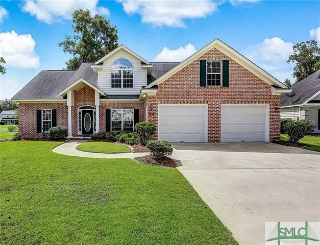 125 Meadowlark Circle, Savannah, GA 31419 (MLS #257404) :: The Allen Real Estate Group