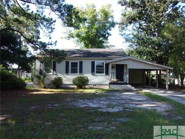 2325 New York Avenue, Savannah, GA 31404 (MLS #257408) :: Heather Murphy Real Estate Group
