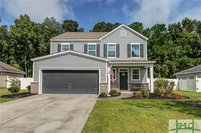 829 Hyacinth Circle, Guyton, GA 31312 (MLS #257412) :: Coastal Savannah Homes