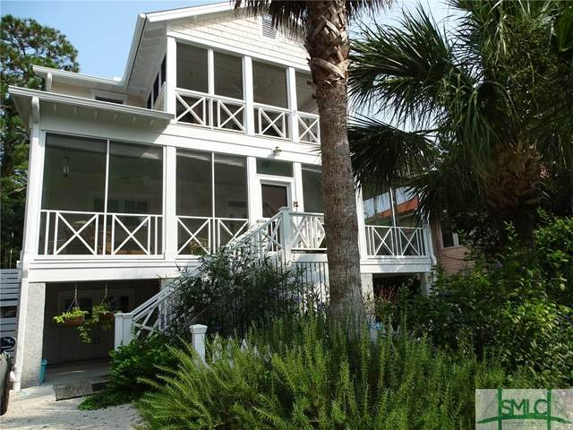 1314 2nd Avenue, Tybee Island, GA 31328 (MLS #257429) :: Luxe Real Estate Services