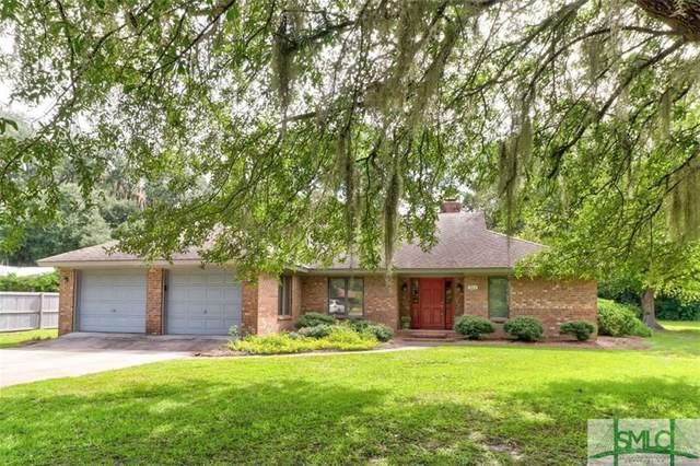 208 Cherry Street, Bloomingdale, GA 31302 (MLS #257439) :: Heather Murphy Real Estate Group