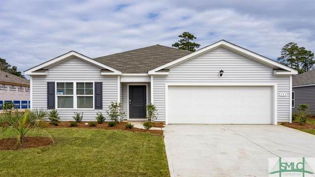 155 Tobago Circle, Guyton, GA 31312 (MLS #257451) :: Coastal Savannah Homes