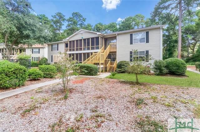 401 N Cromwell Road N4, Savannah, GA 31410 (MLS #257454) :: Heather Murphy Real Estate Group