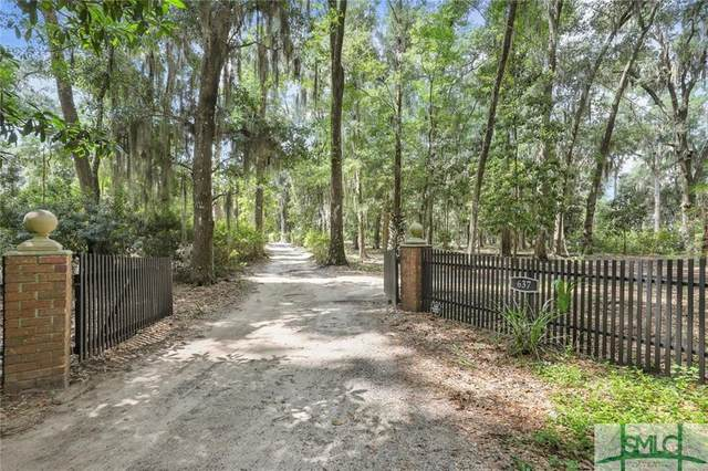 637 Rose Dhu Road, Savannah, GA 31419 (MLS #257458) :: The Arlow Real Estate Group