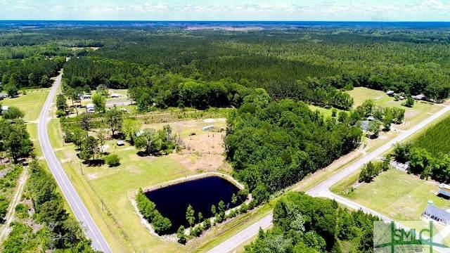 3120 Old Dixie Highway S, Springfield, GA 31329 (MLS #257459) :: Keller Williams Realty Coastal Area Partners