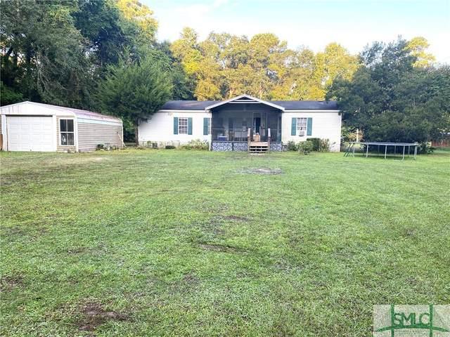 335 Jane Street, Midway, GA 31320 (MLS #257473) :: Coastal Savannah Homes