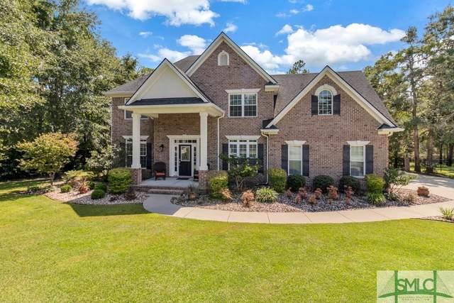 570 Dalcross Drive, Richmond Hill, GA 31324 (MLS #257482) :: Coastal Savannah Homes